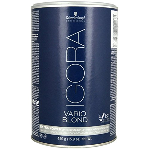 Schwarzkopf Igora Vario Blond Extra Power Decoloración - 450 ml