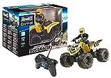 Revell- New Dust Racer Quadbike con Telecomando, Multicolore, 24641
