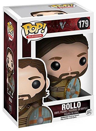 Vikings Funko Pop! - Rollo 179 Sammelfigur Standard by Vikings