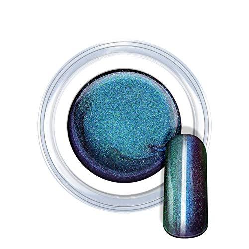 Uv Color Gel Nail:Code Prime Collection UV Farbgel Cateye gel silber nailcode Cateye uv Nagellack nail code Magnet Uv Colorgel 4,5ml Flip Flop Effect (SCE021 - Flip-Flop Venice)
