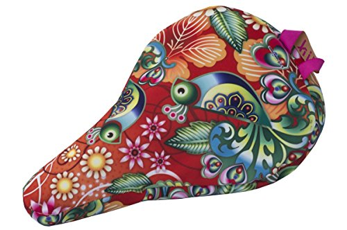 Liix Kids' Sattelbezug Catalina Estrada Collage Red