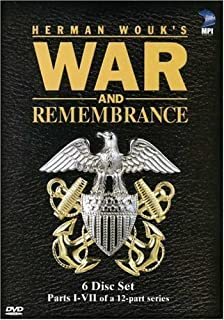 War and Remembrance - Volume 1 - Parts 1-7 by Robert Mitchum
