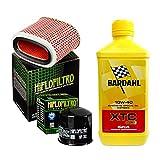 Bardahl XTC C60 10W40 Ölfilter VT 1100 C Shadow '87