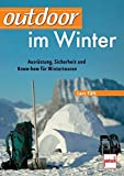 outdoor im Winter: Ausrüstung