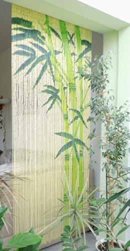 Bamboe gordijn deurgordijn Bamboo XL ca. 115 x 220 cm.