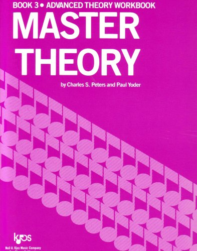 Download Master Theory Advanced Theory (Book 3) 0849701562