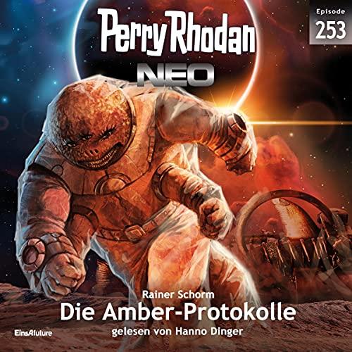 Die Amber-Protokolle cover art