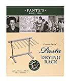 Fantes Collapsible Pasta and Noodle Drying Rack, Made in Italy, Natural Beechwood, 13.375 x 11.…