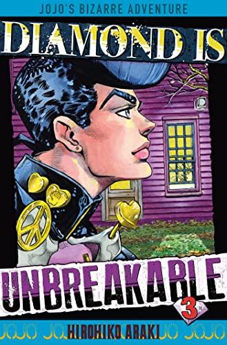 Diamond is Unbreakable - Jojo's Bizarre Adventure T3