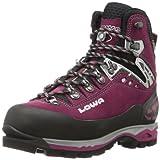 [LOWA Boots] レディース カラー: レッド