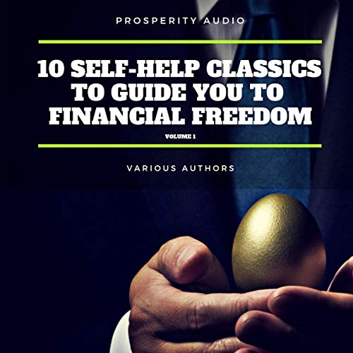 10 Self-Help Classics to Guide You to Financial Freedom 1 cover art