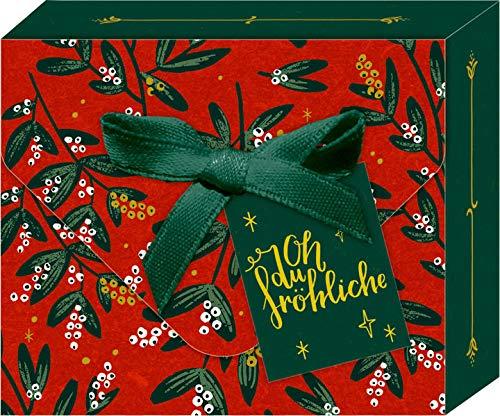 Wunscherfüller-Box - Oh du fröhliche (Weihnachten)