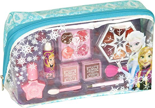 Disney Frozen - Anna's Make Up Bag, bolso con maquillaje (Markwins 934