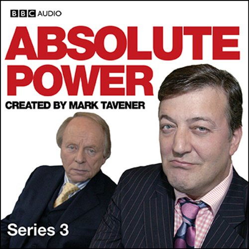 Absolute Power audiobook cover art
