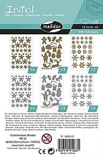 Creleo 791353 Holzperlen Formen Mix 25 St/ück gr/ün