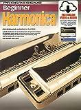 69171 - Progressive Beginner Harmonica - Book/Online Video & Audio