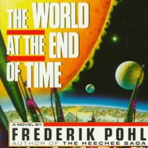 The World at the End of Time cover art