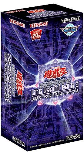 遊戯王 デュエルモンスターズ LINK VRAINS PACK3 [BOX]