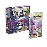 Asmodée Italia Takenoko Base + Expansión Bundle