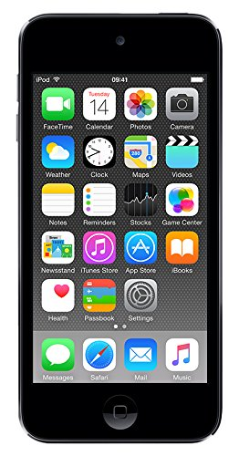 Apple MKJ02LZ/A iPod Touch 4″, Retina Chip A8, iOS 9 32GB, Color Gris Espacia