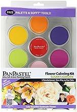 Colorfin PP30115 PanPastel Ultra Soft Susan's Garden Artist Pastel Set, 9ml, Flower, 10-Pack