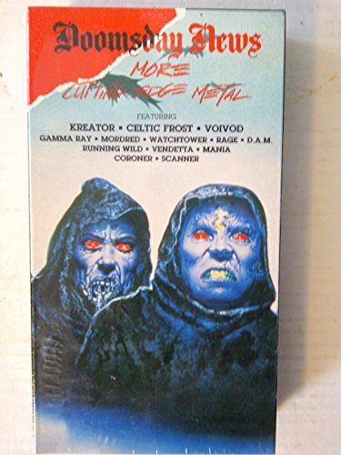More Doomsday News [VHS]