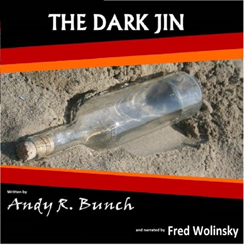 The Dark Djin audiobook cover art