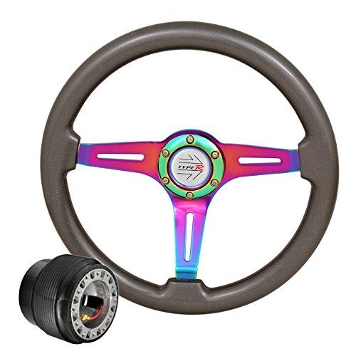 00 civic steering wheel hub - 2