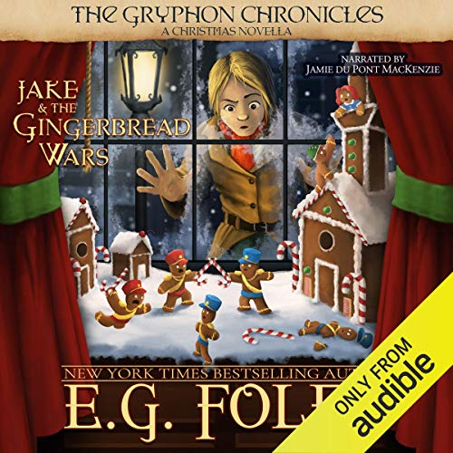Jake & The Gingerbread Wars cover art