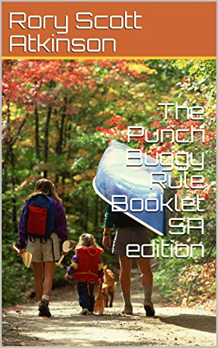 The Punch Buggy Rule Booklet SA edition (English Edition)