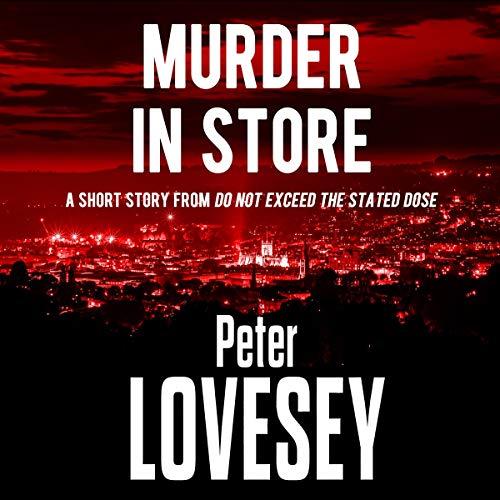 Murder in Store cover art