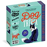 Dog Trivia Page-A-Day Calendar 2022: Dog Quotes, Dog Jokes, True or False, Owner s Tips, Famous Dogs, Know Your Breeds, and More!