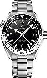 Omega Seamaster Planet Ocean Black and White Bezel 43.5mm Mens Watch 215.30.44.22.01.001