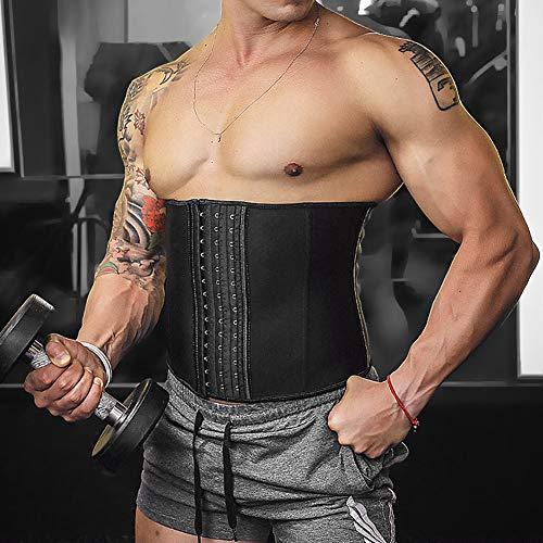 Taille Trainer Steel Bone Cincher Corset Riem Shaper Body Shapewear Onderbuste Controle Elasticat Afslanken Tummy Belt