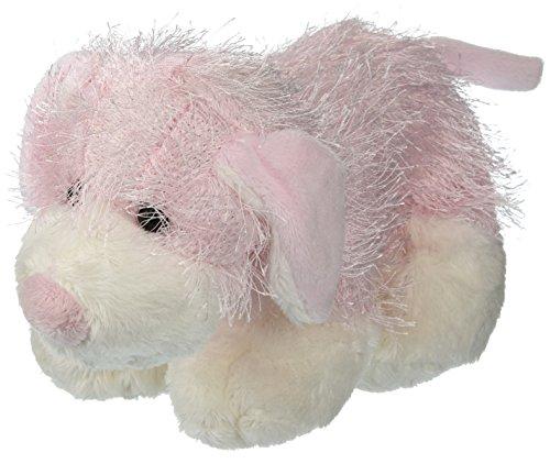 Webkinz Pink and White Dog Retired