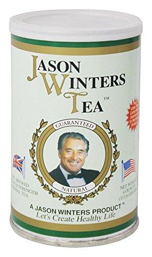 Inviernos de Jason - clásico mezcla previamente elaborada de fuerza máxima té de hierbas - 4 oz