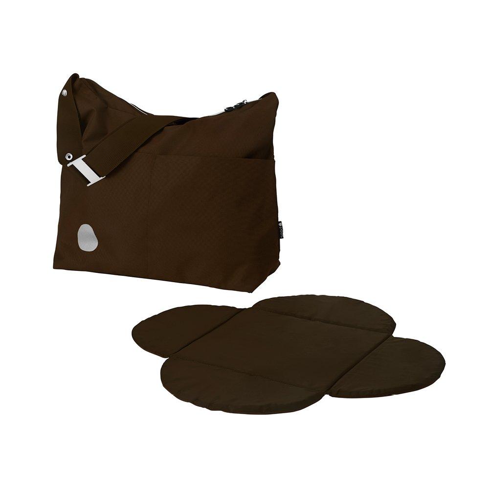 Seed Change Bag, Chocolate