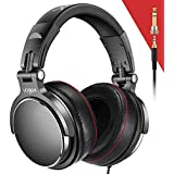 OneOdio Fusion Wired Over Ear Headphones,...