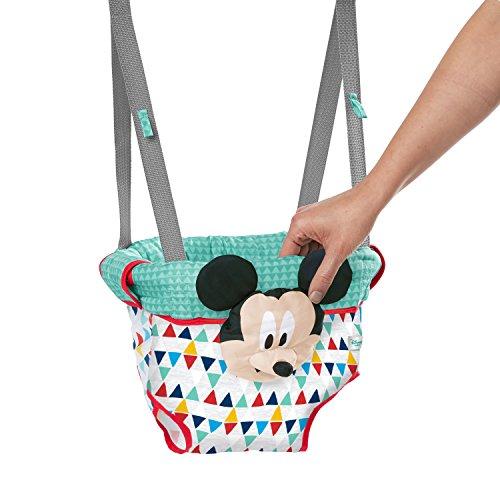 Disney Baby 11524 Türhopser Micky Maus Happy Triangles, Mehrfarbig - 6