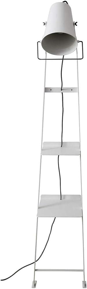 Karman alfred, lampada da terra,in metallo HP1281BINT