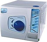 Sun 23L - Autoclave de pantalla LCD 23L-II-LD clase B con impresora (220 V), color azul