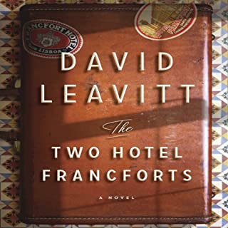 The Two Hotel Francforts audiobook cover art
