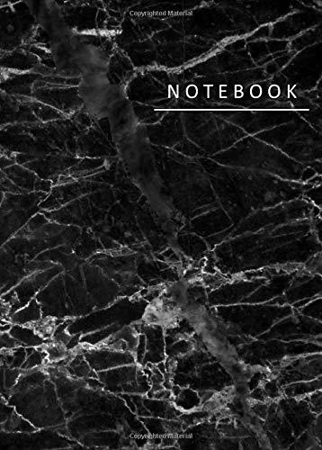 Notebook: Marmo taccuino picollo A6 a righe | agenda | quaderno delle annotazioni | diario | libro di scrittura | carnet | zibaldone - 110 pagine, copertina lucida.