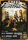 Steel Panther - All You Can Eat, Wiesbaden & Köln 2015 »