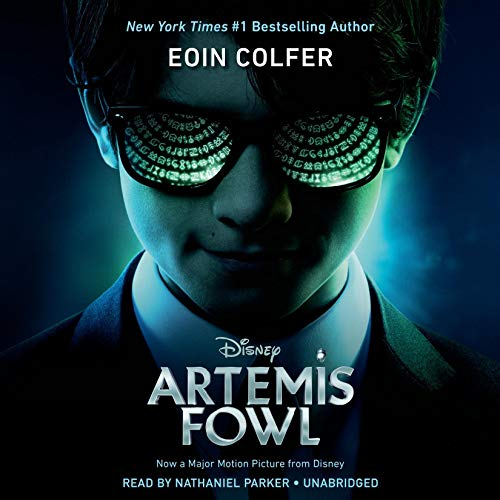 Artemis Fowl Movie Tie-In Edition cover art