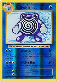 Best poliwhirl pokemon card Reviews