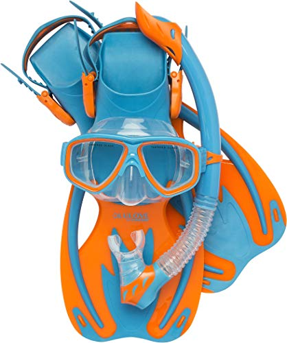 Cressi Rocks snorkel set for kids