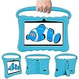 Tablet para Niños 7.0 Pulgadas HD - 2GB RAM+32GB de Memoria Interna,Dual Cámara Batería de 4000mAh,Tablet Infantil Android 6.0, Tablet PC Procesador de Quad-Core WiFi/Bluetooth/YouTobe/Google(Azul)
