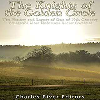 The Knights of the Golden Circle cover art