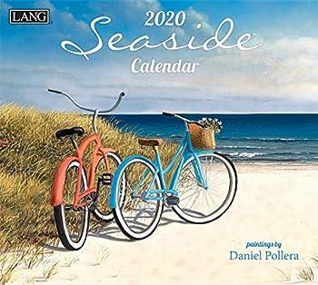 Seaside 2020 Calendar